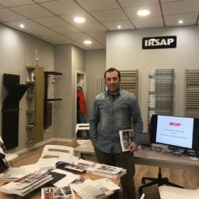 Radiadores IRSAP Fontanería Florez